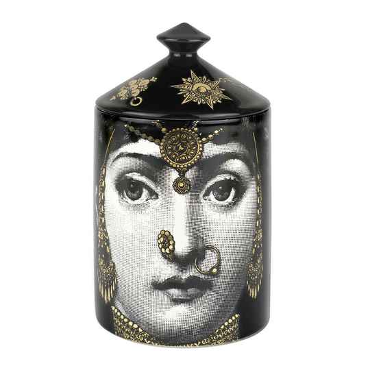 Fornasetti Scented Candle L Eclaireuse Golden - 300g