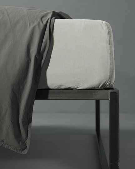 Society Fitted sheet Nite Mastice 180x200x30cm