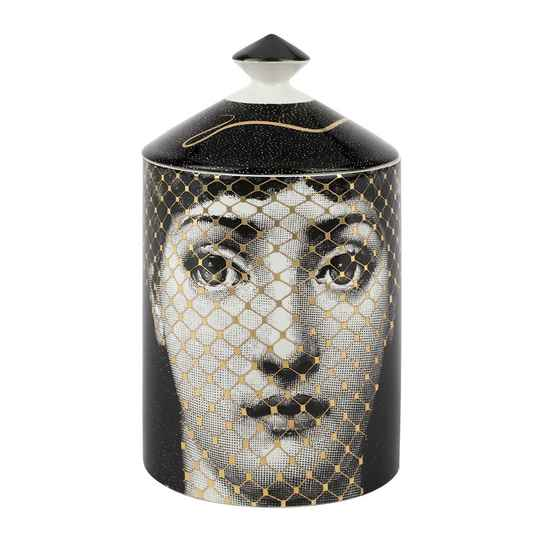 Fornasetti Scented Candle Burlesque Golden - 300g