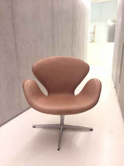 Fritz Hansen Swan Chair - showroommodel 2021