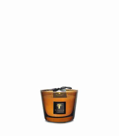 Baobab Scented Candle Cuir de Russie MAX10