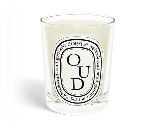 Diptyque - Scented Candle 190gr - Oud