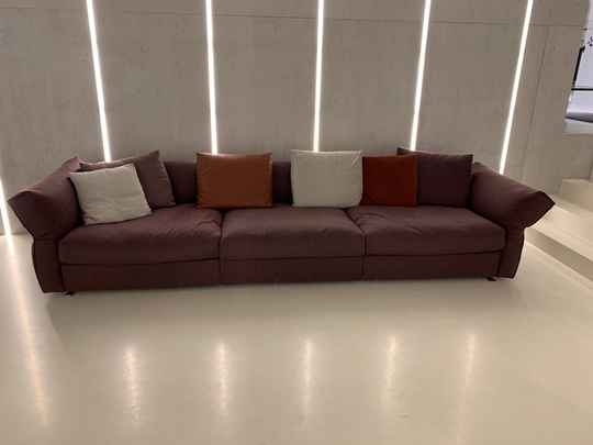 Flexform New Bridge sofa - showroommodel 2021