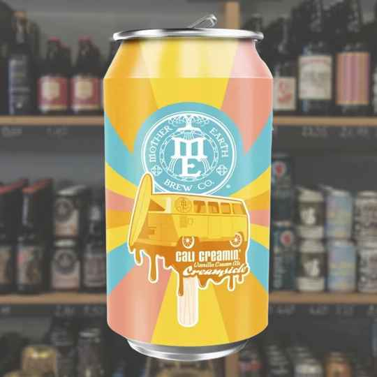 Mother Earth Brewing Company | Cali Creamsicle Creamin' | Pale Ale