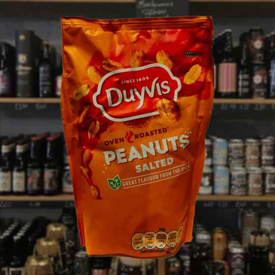 Duyvis oven roasted peanuts