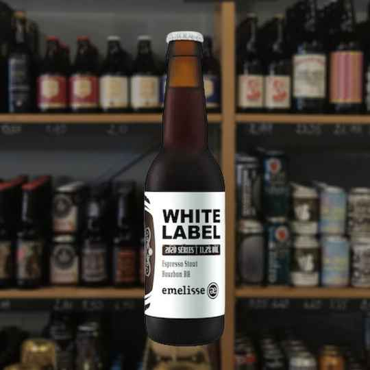 Emelisse | White Label Espresso Stout Bourbon BA