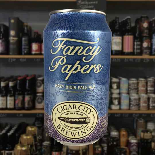Cigar City | Fancy Papers | IPA