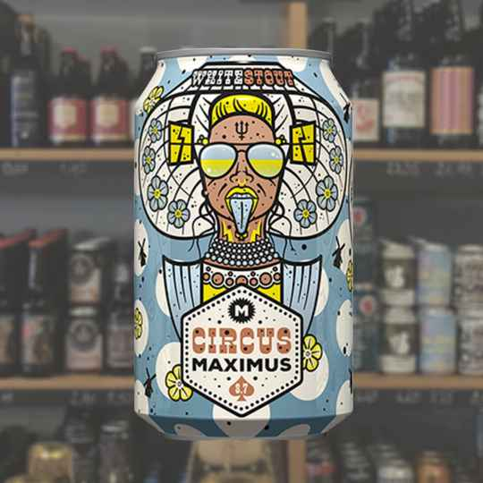 Maximus | Bling Bling | White Stout