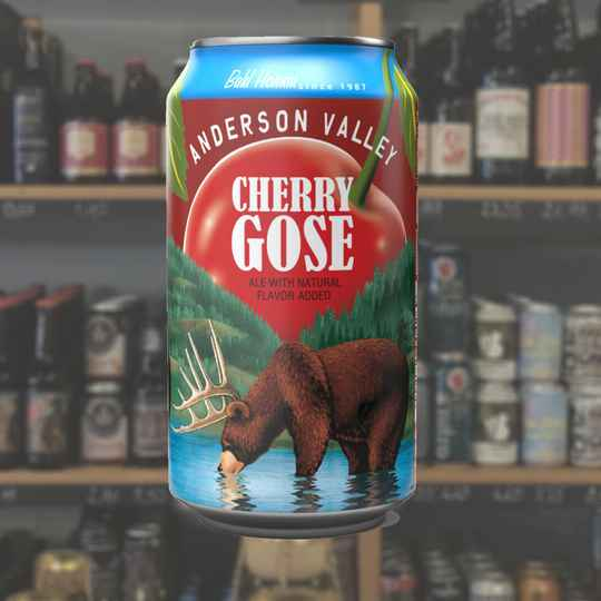 Anderson Valley | Cherry Gose | Sour
