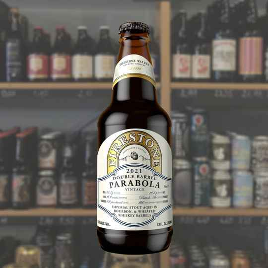 Firestone Walker | Double Barrel Parabola (2021) | Stout