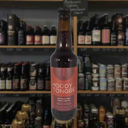 Moody Tongue Barrel Aged Flanders Red Ale | Sour