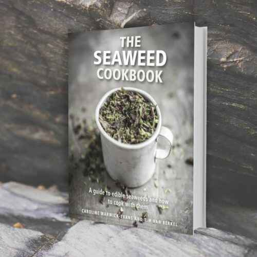 The Seaweed Cookbook (ENGLISH)