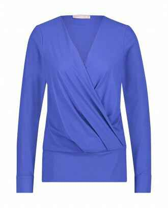 Studio Anneloes Nova shirt - royal blue
