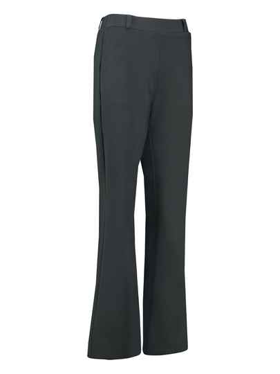 Studio Anneloes Flair bonded trousers - dark grey