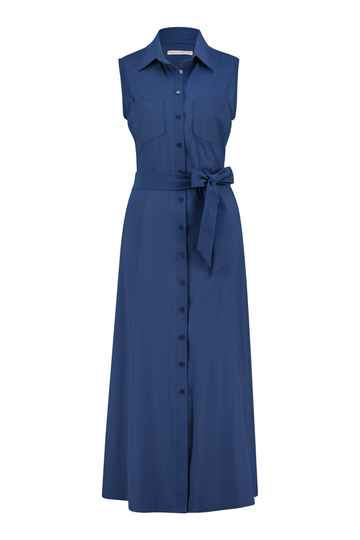 Studio Anneloes Indy dress - classic blue