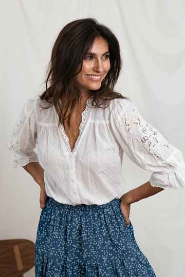 Lollys Laundry - Charlie blouse
