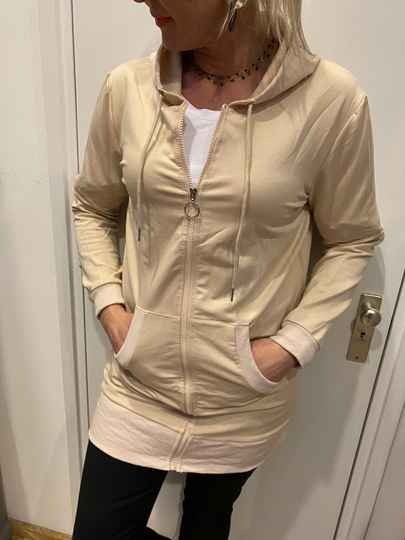 Sweatvet Milly - beige