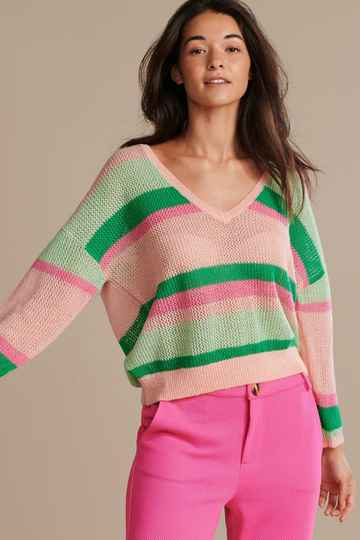 POM Pullover Over the Rainbow