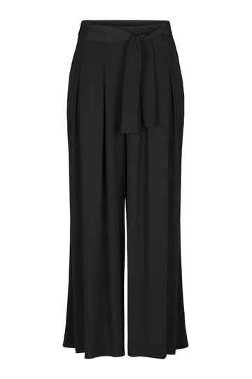 By Bar Wanda broek - jet black