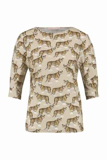 Studio Anneloes Dolores tiger shirt