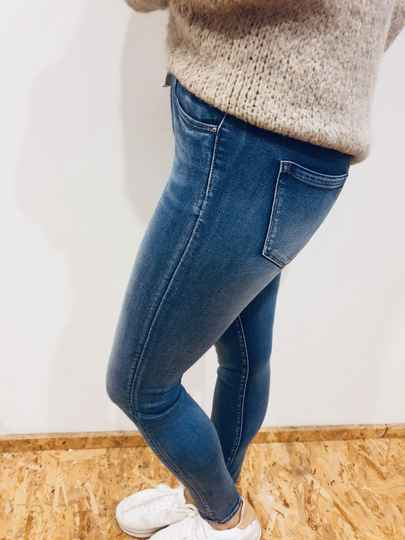 Jeans Emma - medium blue