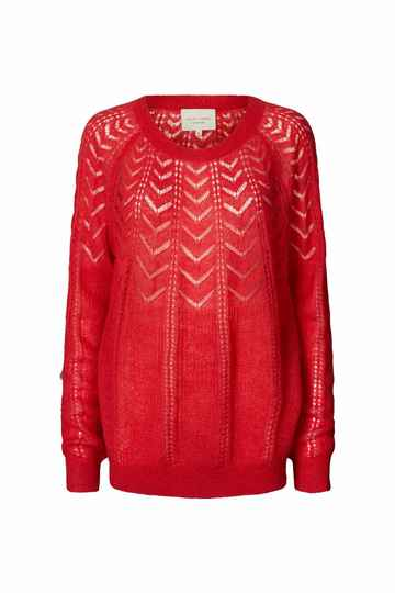 Lollys Laundry - Billy Jumper cerise