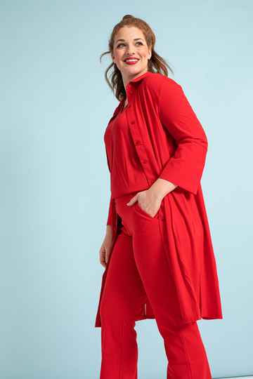 Studio Anneloes Groopy blouse - rood