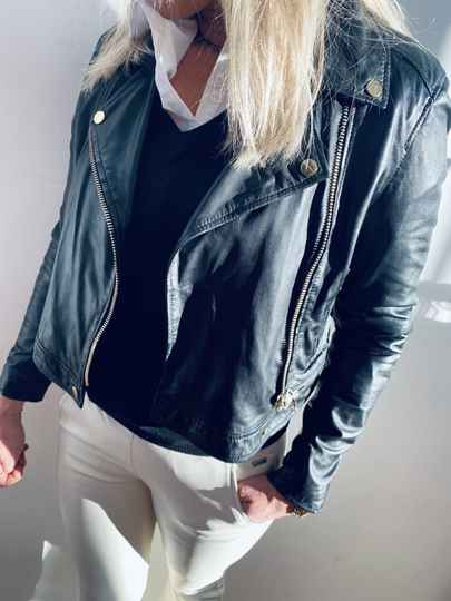 Ibana Leather jacket Renee