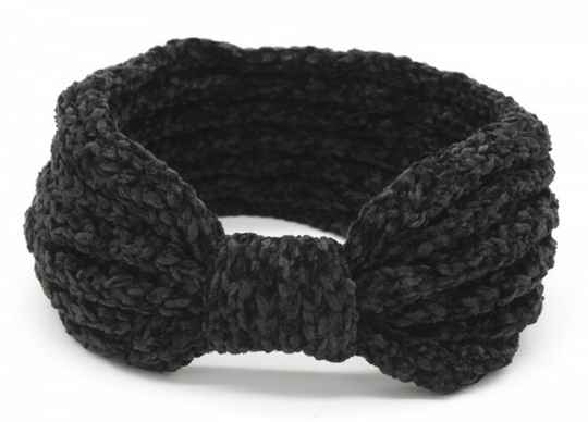 Knitted HB extra soft black