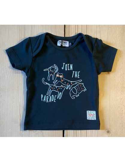 T'shirt 'Join the parade'