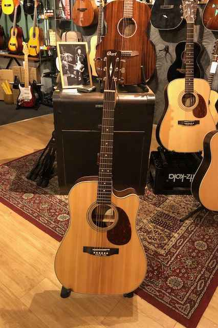 Cort MR600F Electric Acoustic