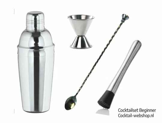 Luxe Cocktail set Beginner