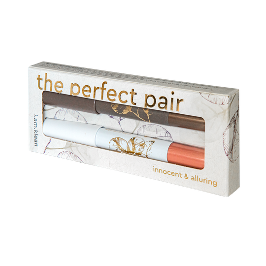 The perfect pair: duo oog- & lippotlood