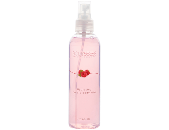Hydrating Face & Body Mist (200ml)