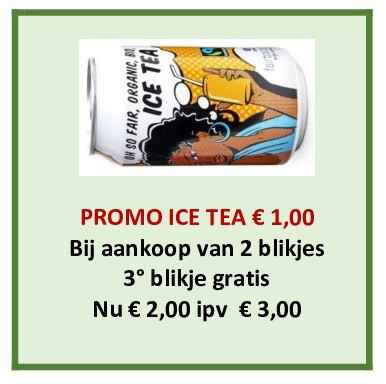 Promo Ice Tea 33 cl