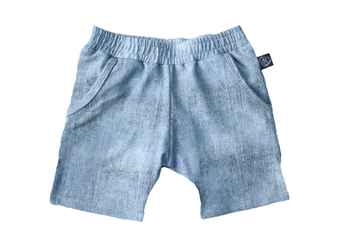 Jogger Short - Spijkerlook