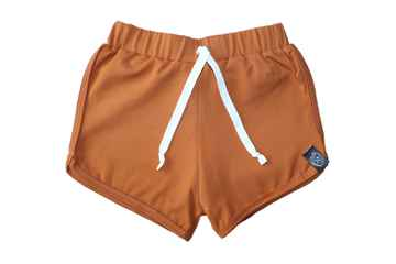 Retro short - Cognac -