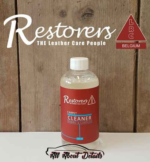 LRC29 Carpet and Fabric Cleaner