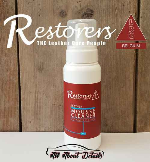 LRC6 Leather Mousse Cleaner