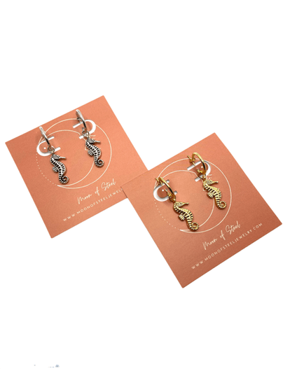 Seahorse Mix & Match Earrings