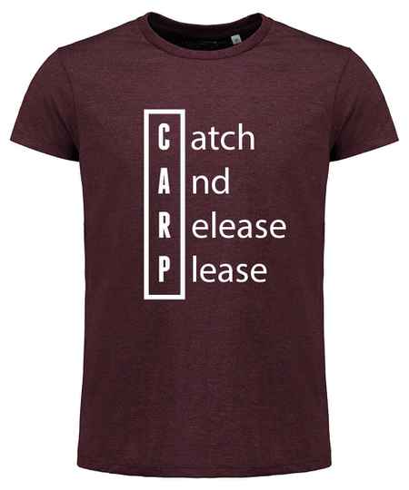 T-shirt Catch And Release Please