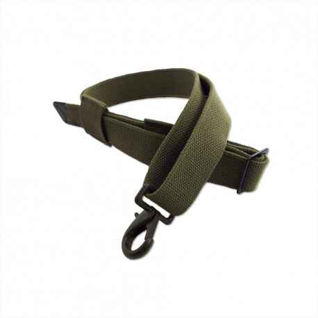 Safety Belt Strap With Buckle & End Clip