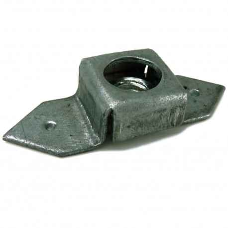 1/4 Inch Cage Nut