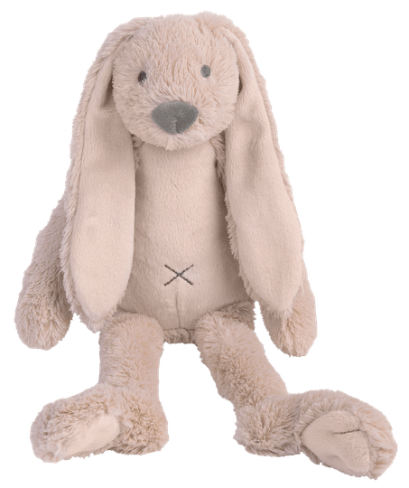 Happy Horse - Old Pink - Rabbit Richie- Oudroze - Knuffel 38 cm