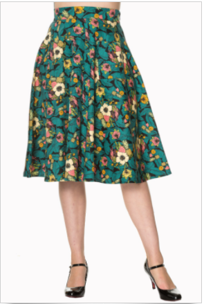 Tropical Holiday skirt Banned