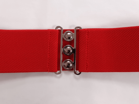 Banned riem rood