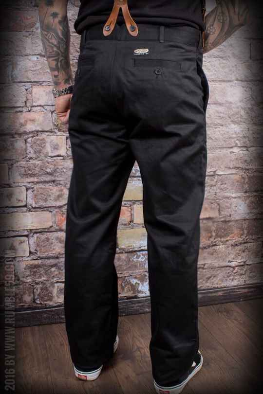 Selvage Chino /36 Rumble59