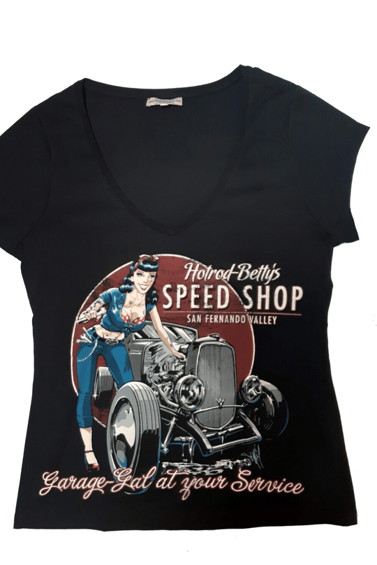 Rumble59 Betty Speed shop