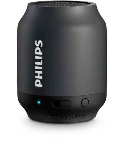 Philips draadloze draagbare bluetooth speaker BT50B