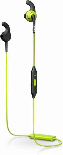 Philips Action Fit Run Free bluetooth sportoordopjes SHQ6500
